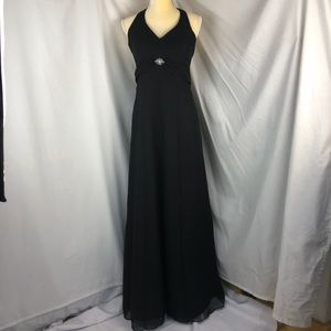 Marie Lee by Madeline Gardner full length dress 10